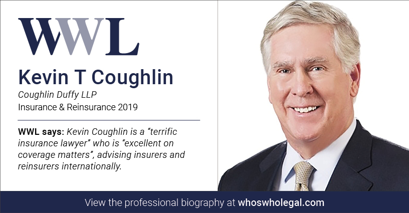 Kevin T  Coughlin | Coughlin Duffy LLP